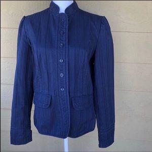 Gap Navy Blue Blazer Size 16